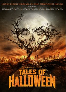 tales of halloween dvd